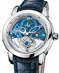 Royal Blue Mystery Tourbillon