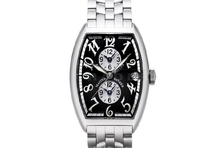 pretty nice b2074 c7b7e Franck Muller Cintree Curvex - 5850MB - | Timepiece Trader ...