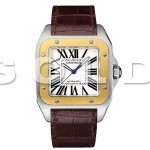 SOLD-cartier-santos-100-we500160