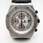 Audemars Piguet Royal Oak Offshore OLD STYLE silver dial.7