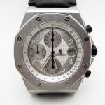 Audemars Piguet Royal Oak Offshore OLD STYLE silver dial.7