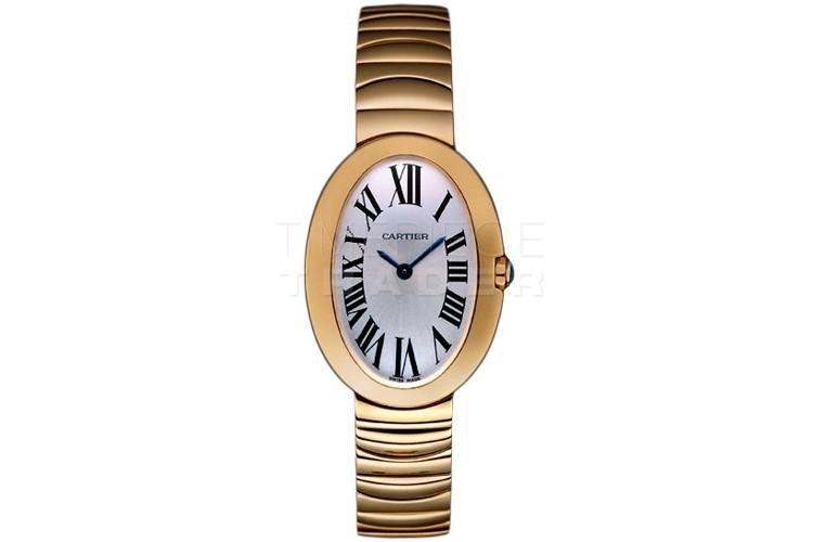 Cartier Baignoire Ref W8000007 Timepiece Trader