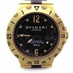 Bvlgari_18k_Gold_Diver_1