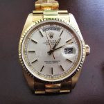 Rolex President 18038 18k Yellow Gold g