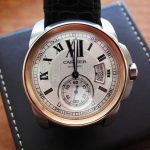 Cartier Calibre Steel Gold W7100039 l