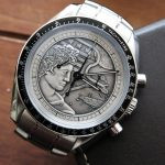 Omega Speedmaster 40th Anniversary 616-1972 Silver FACE dial 311.30.42.30.99.002 h