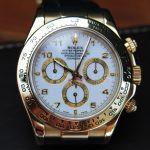 Rolex Daytona 18k Yellow Gold 116518 f